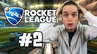 DOE DAT NOOIT MEER! - Rocket League #2