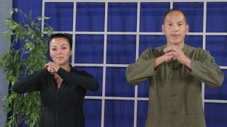 """Tai Chi for Beginners 03 - """"Opening & Expanding your Frame"""""""