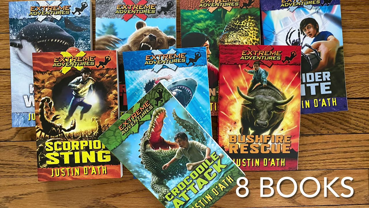 Extreme Adventures Collection Usborne Books More Youtube