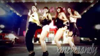 Sistar - Push Push Instrumental [OFFICIAL]