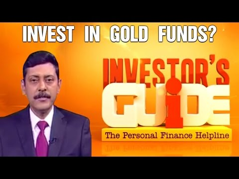 Investor's Guide With Dhirendra Kumar | Should You Invest In Gold Funds?