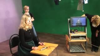 Юлия Щедрова - будущий диктор 1 канала!(Юлия Щедрова занимается в школе Первого канала под руководством Арины Шараповой., 2016-02-09T20:23:49.000Z)