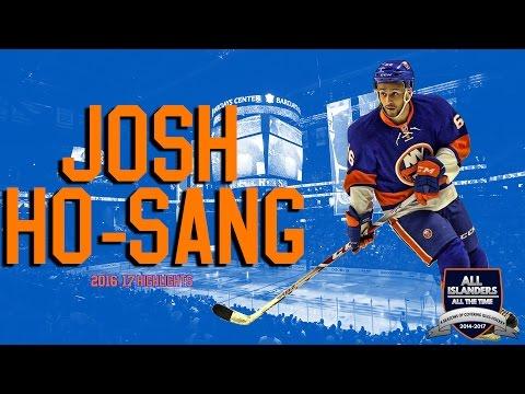 Josh Ho-Sang 16-17 Highlights