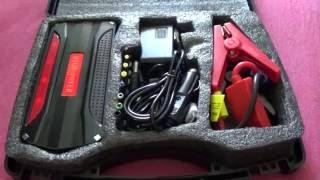 uxcell 20000mah car jump starter battery booster power bank