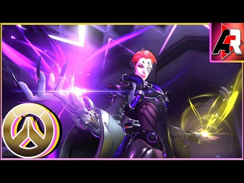 Overwatch - Moira Live Stream | PS4 | ActionReplay Plays
