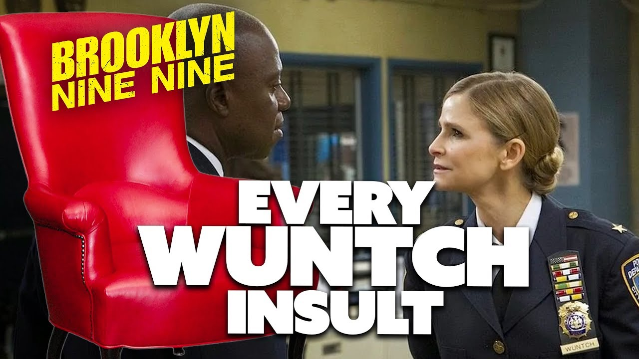 Every Time Holt ROASTED Wuntch | Brooklyn Nine-Nine | Comedy Bites