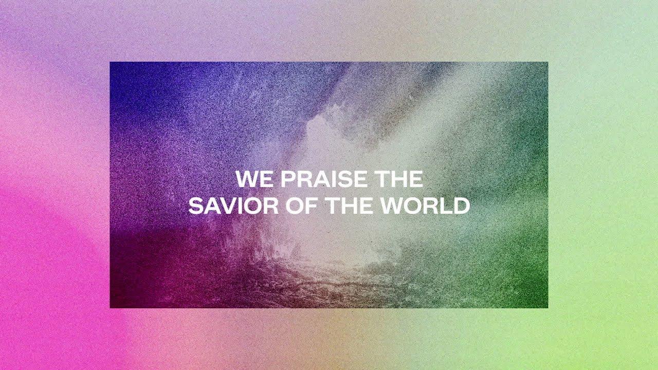 Mack Brock - Savior Of The World (Official Lyric Video)