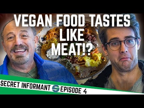 RAW MEAT and Vegan?! Ethiopian Food Adventure