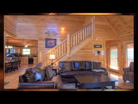 Pigeon Forge Cabin Rentals | Book A Luxury Log Cabin Rental in Pigeon Forge, TN