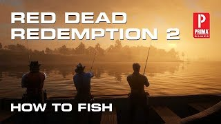 Red Dead Redemption 2 - How to Fish Video
