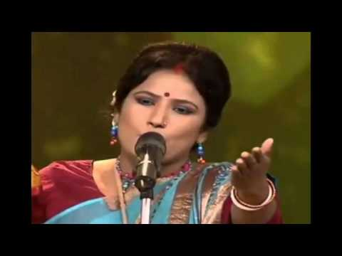 Tulika Gangadhar |Nodi Vora Dheu Bojhe Nato Keu  bangla Folk song