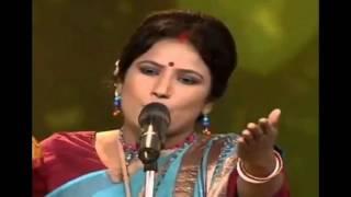 Tulika Gangadhar |  Nodi Vora Dheu Bojhe Nato Keu_ bangla Folk song