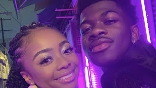 💗💗💗 SKAI JACKSON IN PANINI | BEHIND THE SCENES LIL NAS X - PANINI WITH SKAI JACKSON