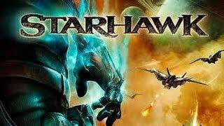 STARHAWK Gameplay PS3