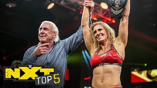 Download Charlotte Flair's greatest NXT moments: NXT Top 5, Feb. 24, 2020 Mp3 and Videos