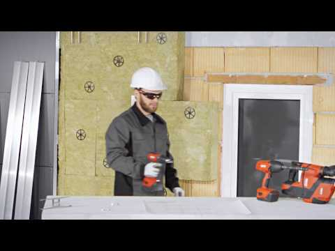 Hilti - MFT-S2S Ventilated Facade Installation Video