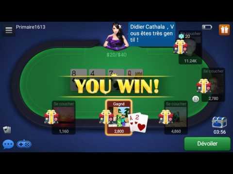 ♠#1 - Les 30 minutes Poker - Boyaa Texas Poker♠