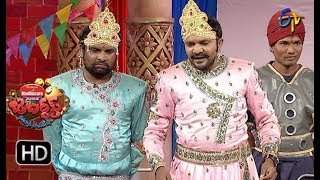Venky Monkies Performance | Jabardasth | 9th August 2018 | ETV Telugu