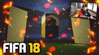 If, walkout e un pele'! fifa 18 pack opening [no clickbait]