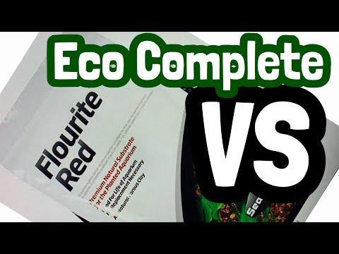 Eco-Complete Vs Stratum? Vs Flourite