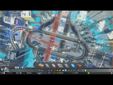 Cities: Skylines Snowfall [113] - GRIDLOCK (Nix geht mehr!) [1080p|60FPS]