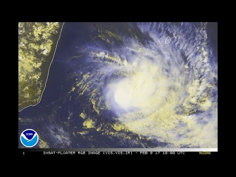 Tropical Cyclone Carlos / 04S (2017)