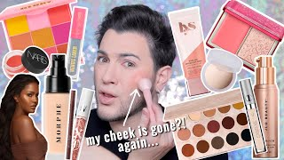 TESTING VIRAL NEW MAKEUP YOU ACTUALLY CARE ABOUT... feelings will be hurt... again