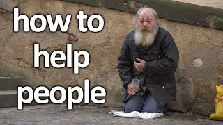 Jacque Fresco - How to help people