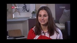 SRF Sport Aktuell mit Elena Quirici