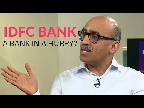 Anil Singhvi Analyses The IDFC - Shriram Group Merger
