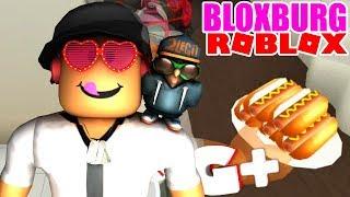 WELCOME TO BLOXBURG! (REAL LIFE ON ROBLOX) #1