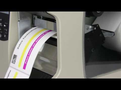 Zebra Technologies Iq Color Video Demo Youtube