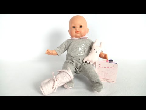 mon bebe classique dodo baby doll from corolle youtube. Black Bedroom Furniture Sets. Home Design Ideas