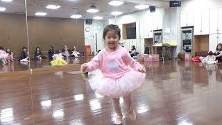 처음으로 발레복을 입어봤어요^^ 서은이 발레 배워요!!  [서은일상이야기]