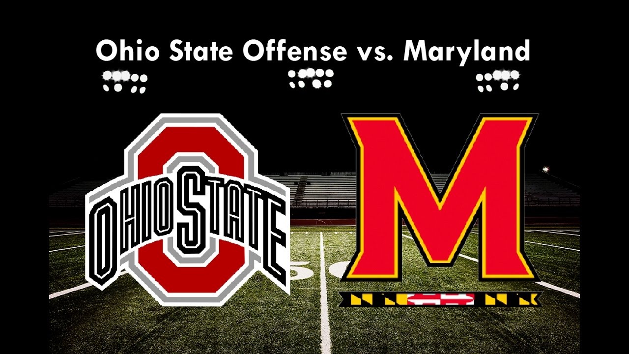 maryland vs ohio state - photo #37
