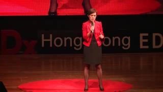 Discovering a natural way to learn | Karin Ann | TEDxHongKongED