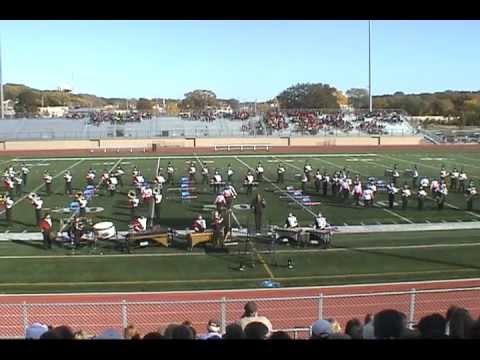 2012 Wisconsin Lutheran Field Show Competition - Milton High School Marching Band
