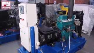 видео Дизель генератор 30  кВт | Купить резервный источник питания ДЭС 30 в Москве