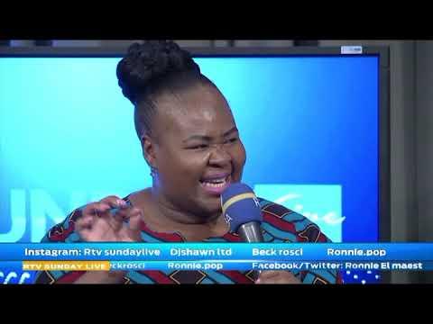 Zaza South Africa muri Sunday Live Show