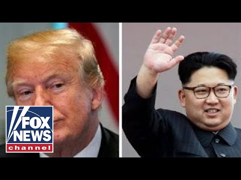 Trump on North Korea summit, trade talks with China