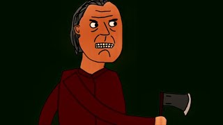 5 Scary Stories Animated | Scary Stories Animated Compilation