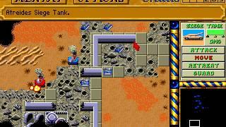 Dune II The Battle For Arrakis (Amiga) longplay