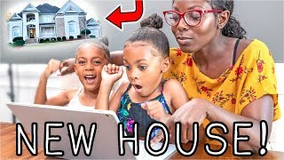 WE BOUGHT OUR DREAM HOUSE...ON THE INTERNET!