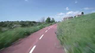 MinisturdyFlight A7s Bike test