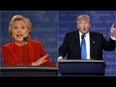 2016 first presidential debate