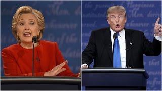Debate presidencial 2016: Hillary Clinton vs Donald Trump en español  (Completo)