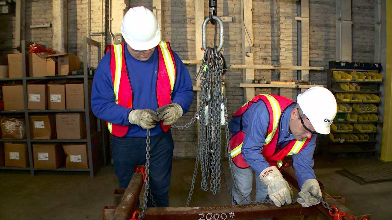 Download Pre-Lift Rigging Inspection
