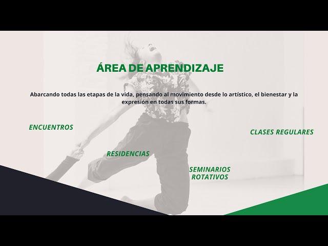 AREA APRENDIZAJE - MOVAQ Aquelarre en movimiento