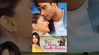 Video Tera Mera Saath Rahen | Ajay Devgan, Sonali Bendre | Bollywood Hindi Full Movie download MP3, 3GP, MP4, WEBM, AVI, FLV September 2018