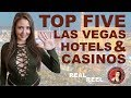 Exploring Las Vegas: Tour of a Casino on the Strip - YouTube